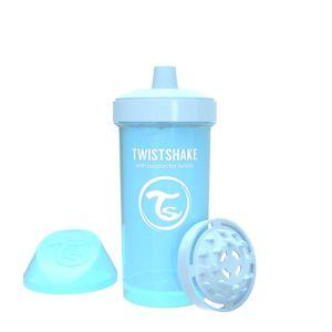 Twistshake Láhev pro děti 360ml 12+m Pastelově modrá