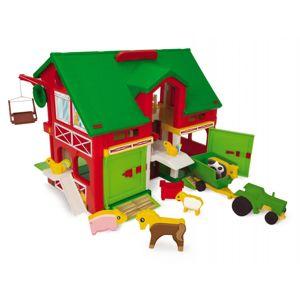 Teddies Domeček Farma a stáj